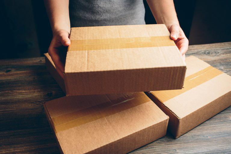 Find the 2020s best e-commerce different size packaging boxes in Europe for different retail box sizes