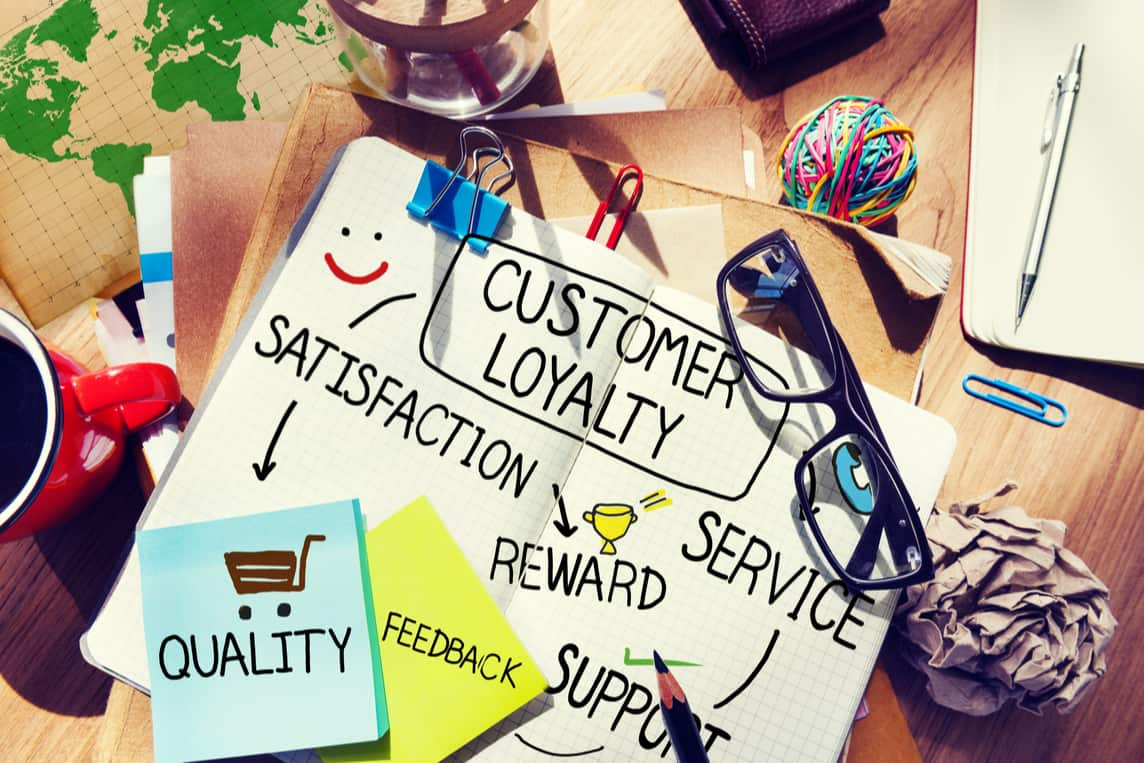 Explain the value of customer loyalty and retention.