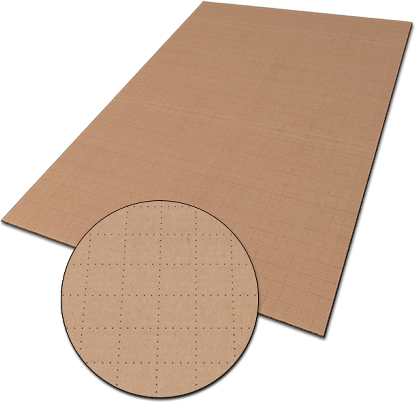 justfoldme perforated sheets